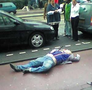 Teo Van Gogh Dead