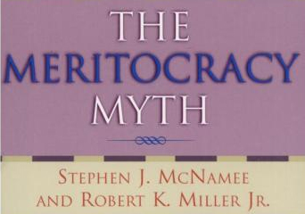 The Meritocracy - cover page