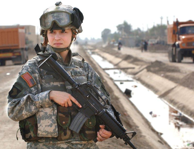 PERS Janelle Zalkovsky Iraq
