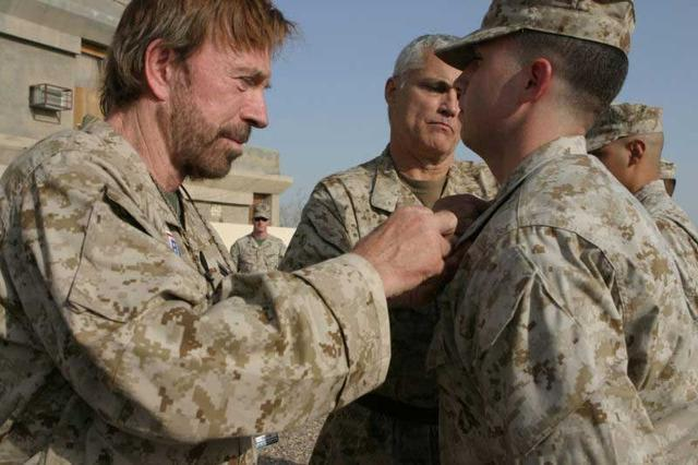 Chack Norris Iraq