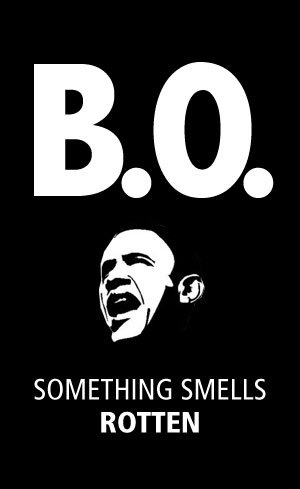 obama smells
