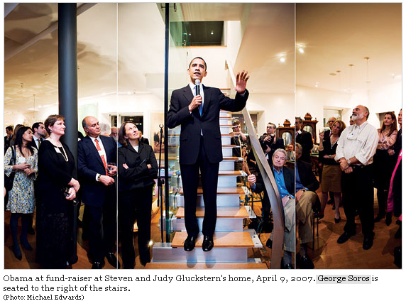 Obama, Soros Apr 2007