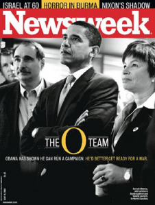 newsweek cover obama