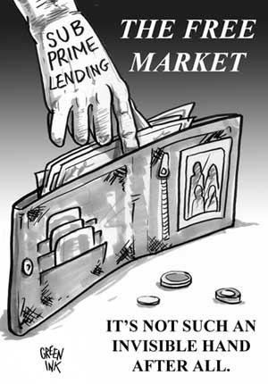 subprime landers