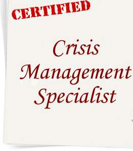 certified crisis managemnt specialist