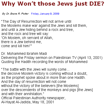why jews wont just die?