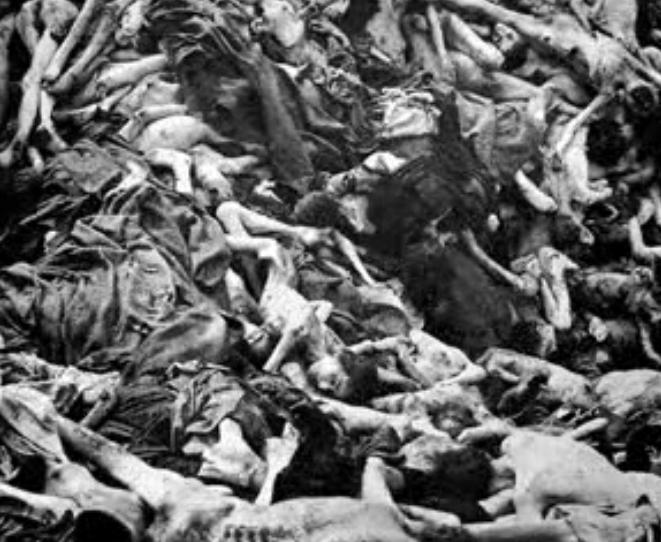 jews dead bodies