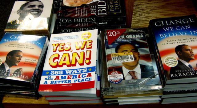 5 Obama's books