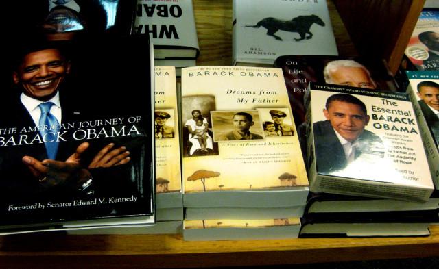 7 Obama's books
