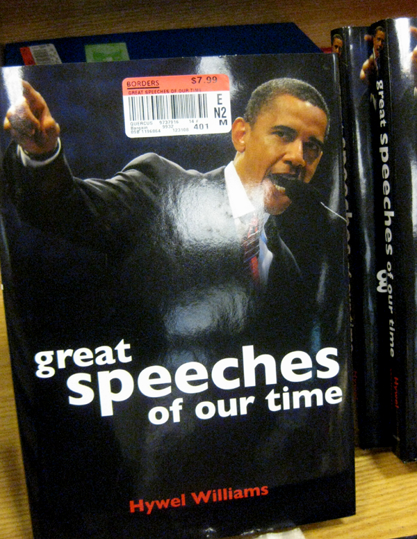 Obama's great speaches