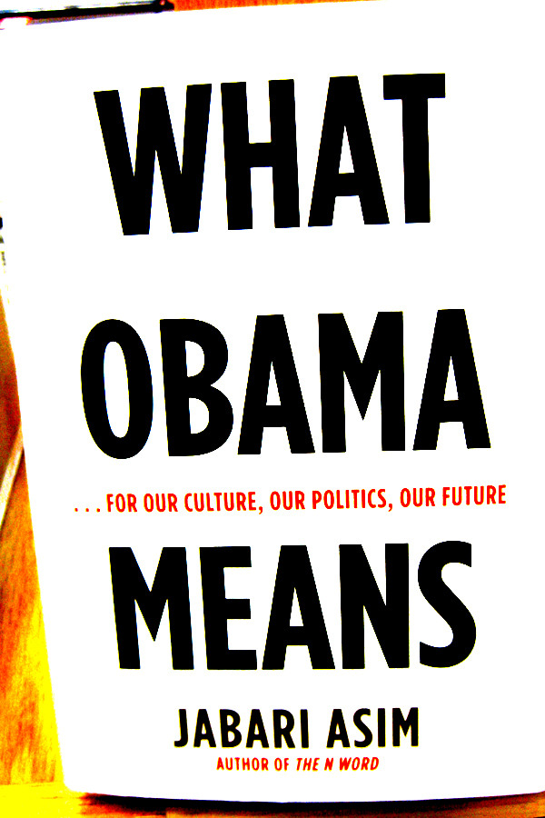 What Obama Means for our culture