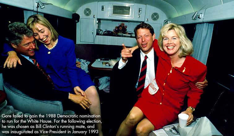 Gore Clinton