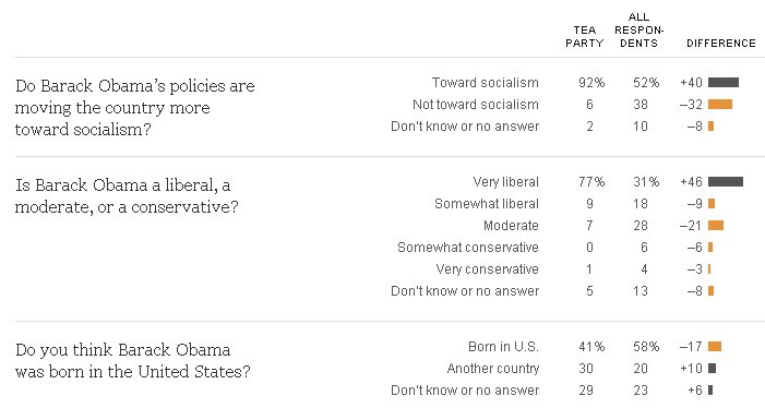 NY time poll -- Obama Socialist