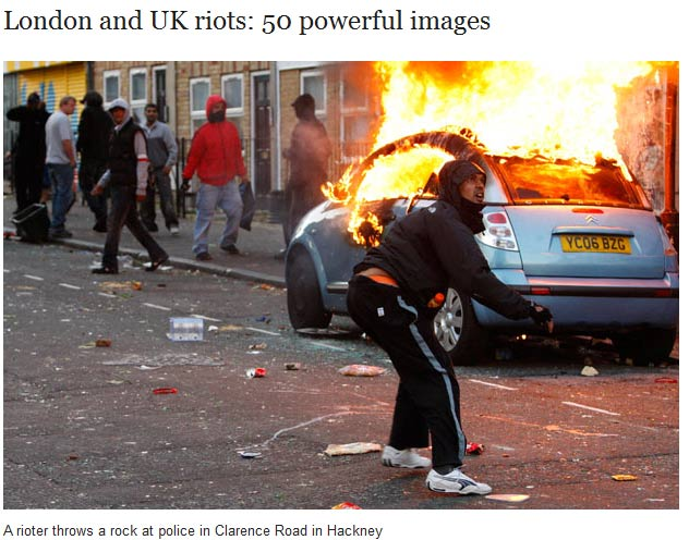 rioters group