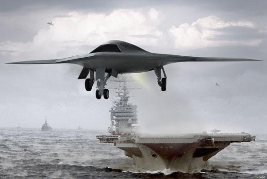 US AF ship