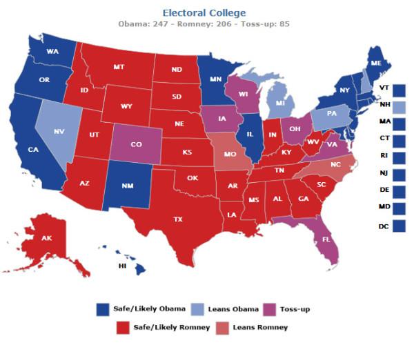 Electoral College 082312  Rasmussen