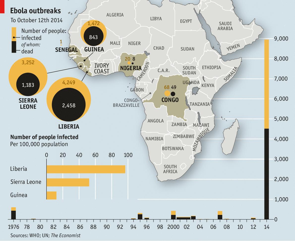 Ebola_Africa_map_stats_12_Oct2014_econimist_UK
