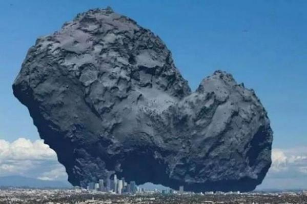 Rosetta_Comet_Compared_To_Los_Angeles
