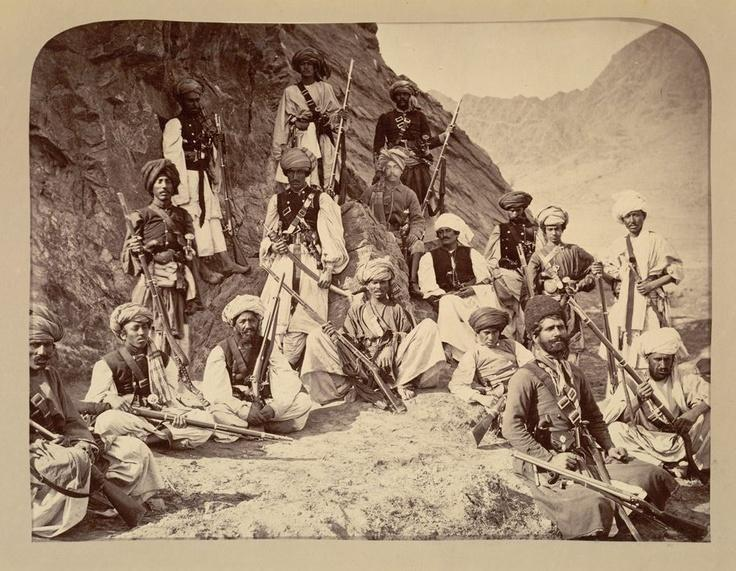 Afghan_Guides_2nd_Anglo-Afghan_War_1879