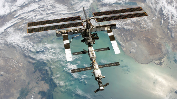 International Space Station (Image from NASA.gov)