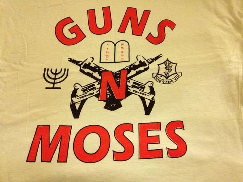 Gun and Moses