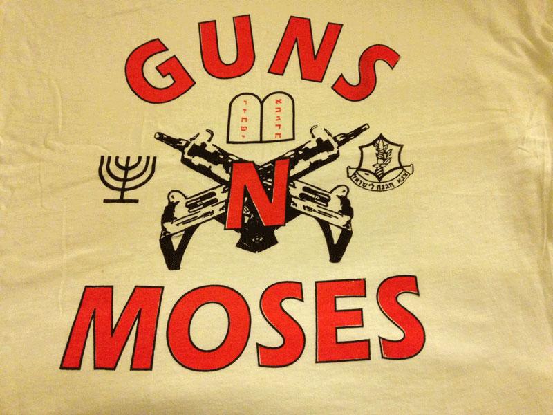 Gun and Moses
