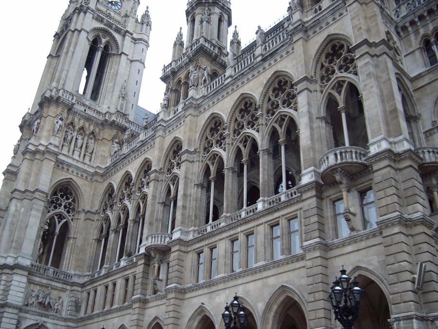 Ратуша .Вена!Австрия. Ваш гид в Австрии и Вене. ABCTPIA-GID! http://abctpia-gid.com/