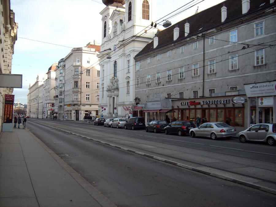 Австрия.Вена. Ваш гид в Австрии ! Альзеркирхе ABCTPIA-GID! http://abctpia-gid.com/