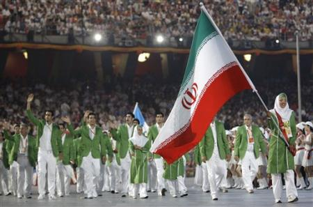 Iran_flag_bearers
