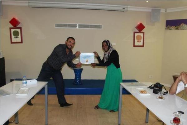 Salamworld Certificate