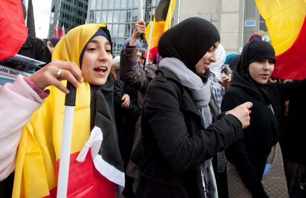 belgium muslim