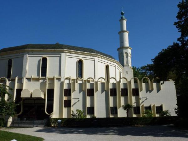 Центральная мечеть Брюсселя