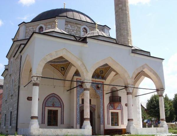 Мечеть города Плевны