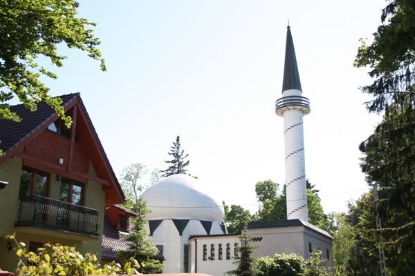 Мечеть в Гданьске