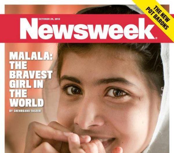 Malala-Newsweek-Cover