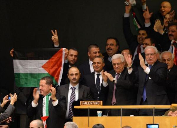 Государство Палестина в ООН