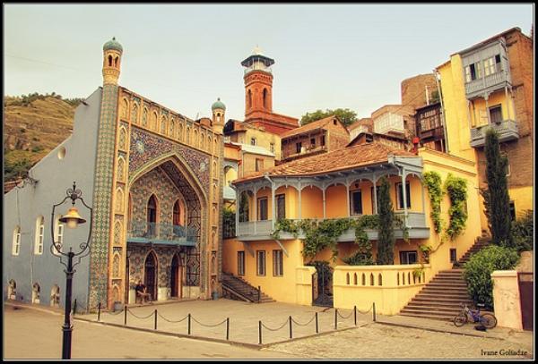Джума-мечеть г. Тбилиси