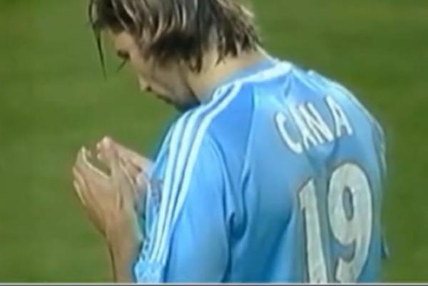 cana praying