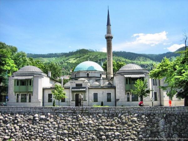 Императорская мечеть XV век