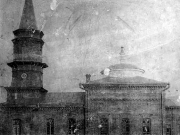 Историческая мечеть Тобольска
