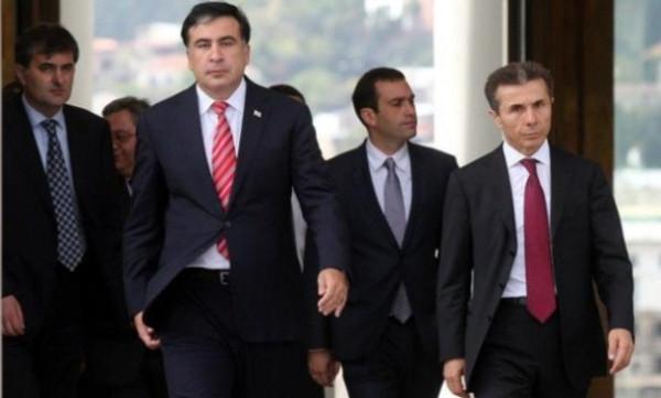 лидеры Грузии