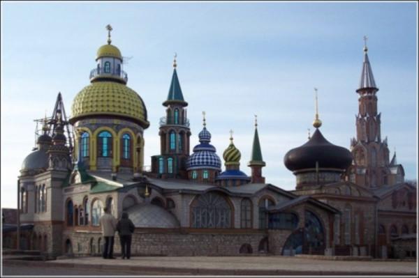русский ислам
