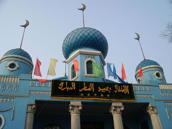 Харбинская соборная мечеть — мечеть в Харбине, Китай
