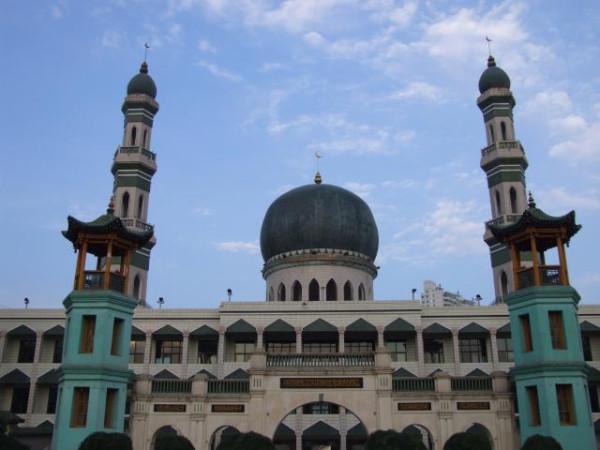 Дунгуань мечети, Тэй Нинь, Китай