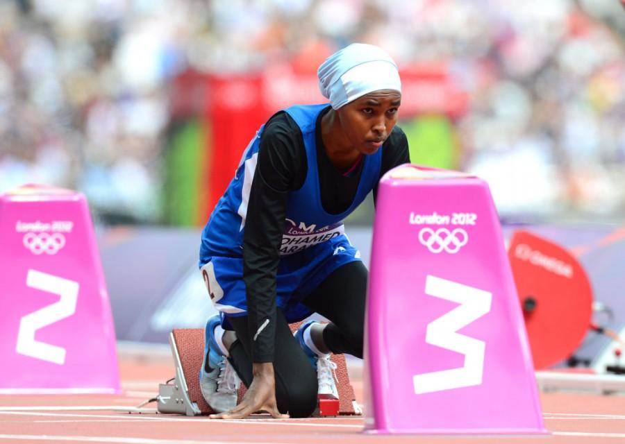 Замзам Мохамед Фарах (Сомали, легкая атлетика)