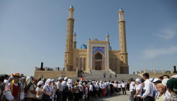 мечеть Усть-Каменогорска