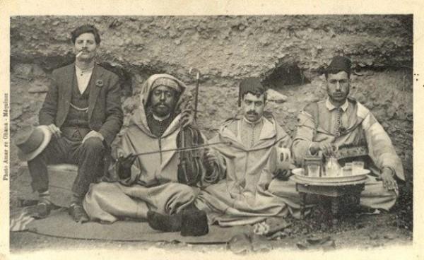 Musiciens juifs Marocains