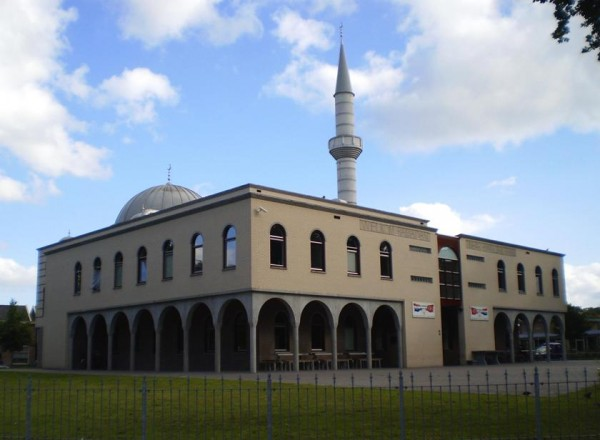 Соборная мечеть г. Девентер