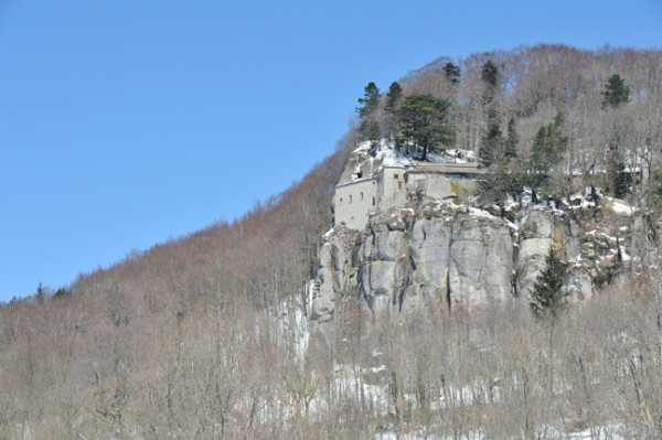 Монастырь Ла Верна