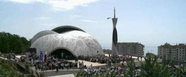 Мечеть в Ховатии 3
